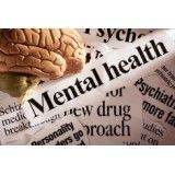 Clínica médica para depressivo